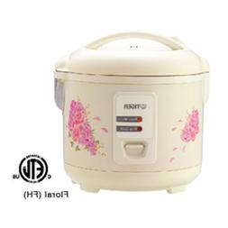 Tiger Jaza10U Rice Cooker 5.5 Cup Steamer Pan Non Stick Inne