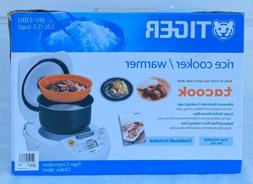 Tiger JBV-S10U Rice Cooker 5.5-Cup Stainless Steel Pot Made