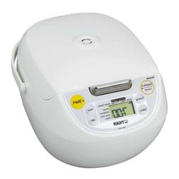 Tiger JBV-S18U Microcomputer Controlled 4 in 1 Rice Cooker,