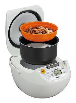 Tiger JBV-S18U Microcomputer Controlled 4 in 1 Rice Cooker 1