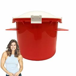 Jen Widerstrom Microwave Rice Cooker Deluxe