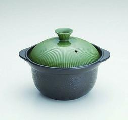 Jitannabe Hirota Japanese Rice Cooker Ceramic Pot DONABE TGD