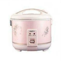 TIGER JNP-1800P Rice Cooker 10 Cups 220V Pink Fast Shipping