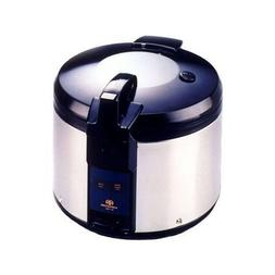 Sunpentown Jumbo 26 Cups Electric Rice Cooker and Warmer - S