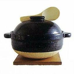 Nagatanien Kamado's 3 cup rice cooker NCT-01 made in Japan