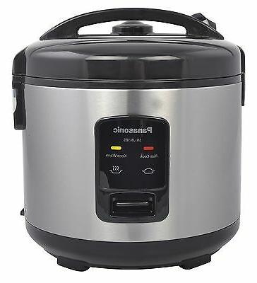 Panasonic SR-JN185 Rice Cooker Steamer