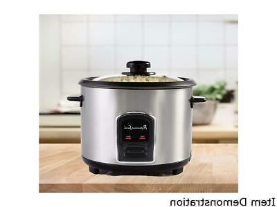 Continental Electric 12 Rice Cooker, PS75068