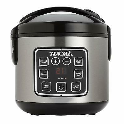 16 cup digital rice and slow cooker
