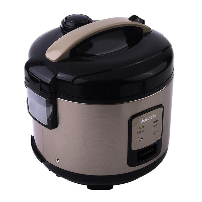 KONKA 1L <font><b>Rice</b></font> Micro <font><b>Rice</b></font> Cooking Machine Non-Stick Coating Valve