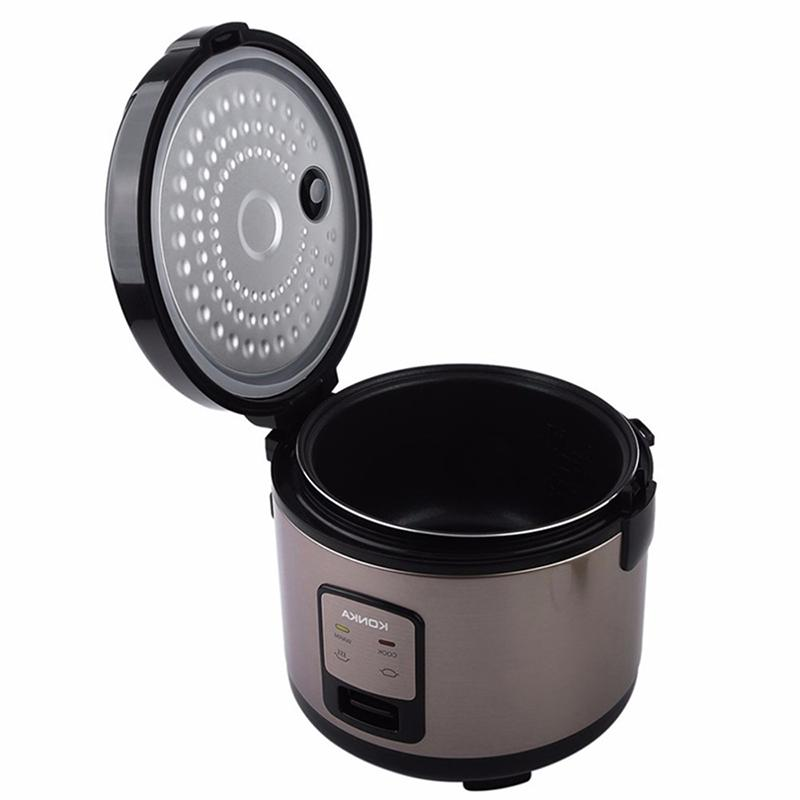 KONKA 1L Electric <font><b>Rice</b></font> <font><b>Cooker</b></font> <font><b>Rice</b></font> Cooking Non-Stick Coating Detachable Valve