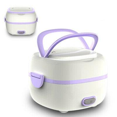 1L 200W Multifunctional Electric Lunch Rice Portable Food Steamer