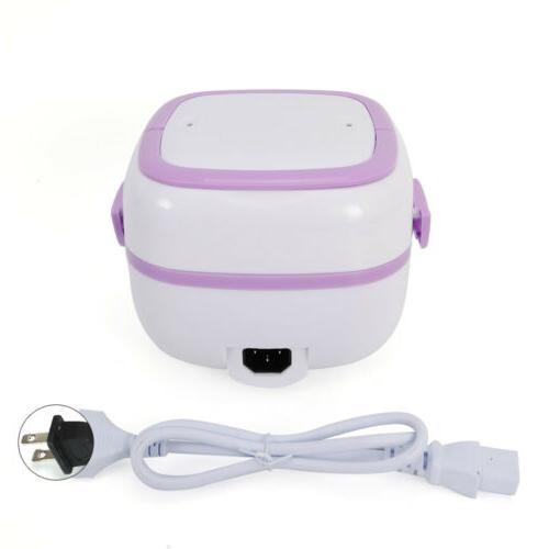 1L Multifunctional Electric Lunch Box Portable