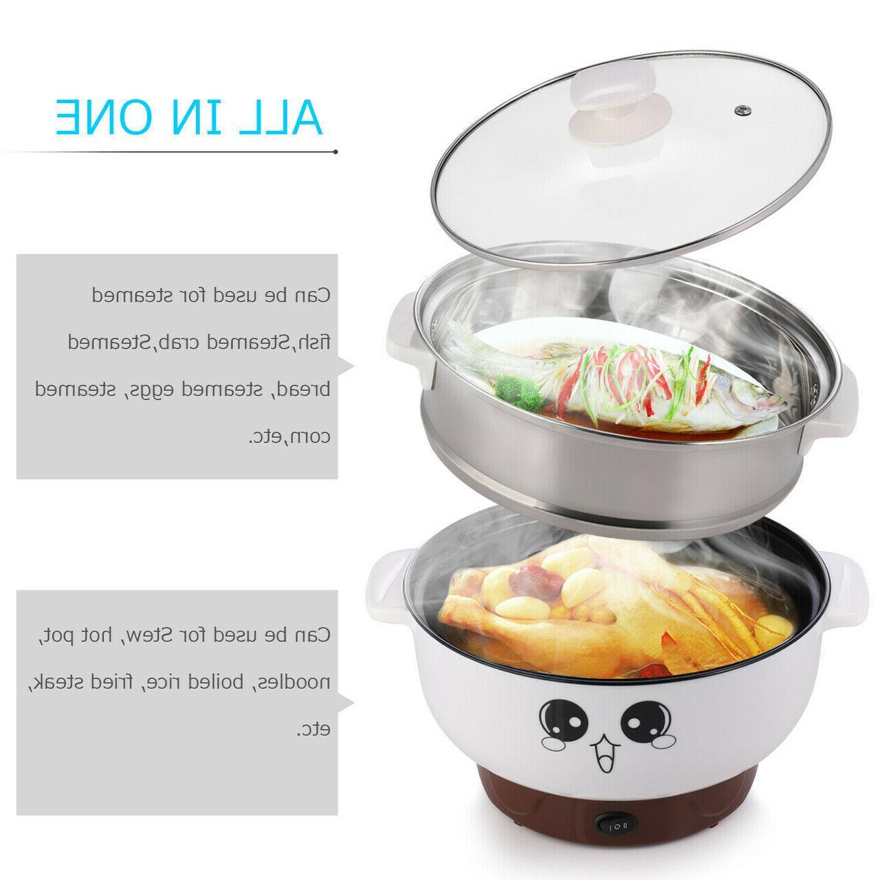 2.8L Electric Wok Hot Pot