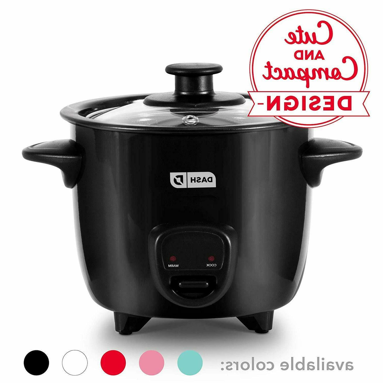 2 cup mini rice cooker steamer