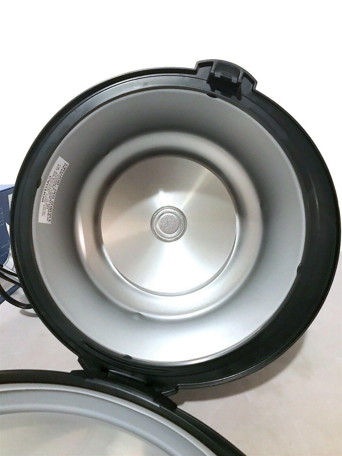 AROMA 20 Cup Quart Rice Steamer - ARC-1040SB