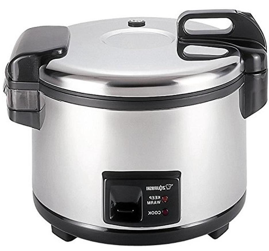 Zojirushi 20 Cups NSF 1300 W Electric Commercial Rice Cooker