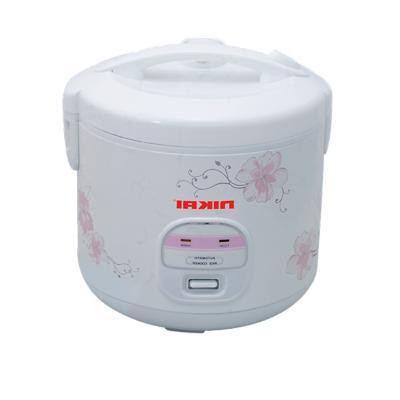 Nikai 220 Volts Rice Cooker Steamer 1.8 Litre 10-Cup 220v Eu