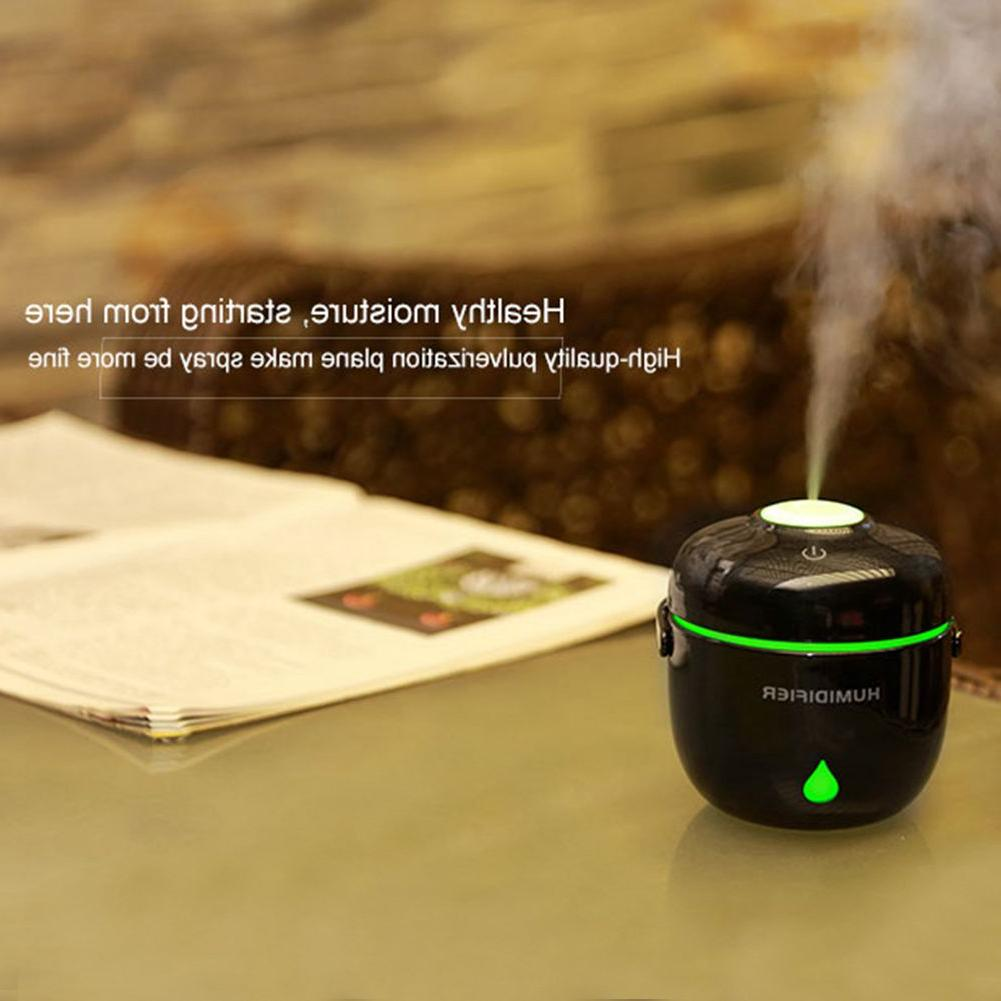 230ml Air <font><b>Aroma</b></font> Humidifier <font><b>Rice