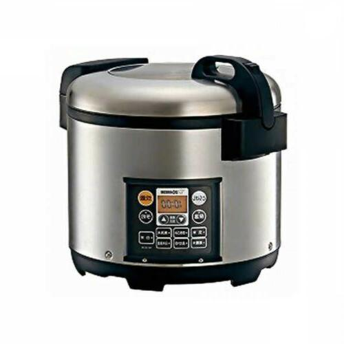 Zojirushi 3.6L Commercial Stainless rice cooker NS-QC36 DSIM
