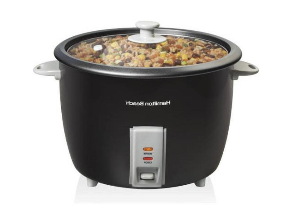Hamilton Beach 30 Cup Rice Cooker | Model# 37550