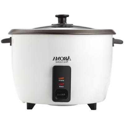 32-Cup Cooked 16-Cup UNCOOKED Pot Rice Cooker Small Kitchen