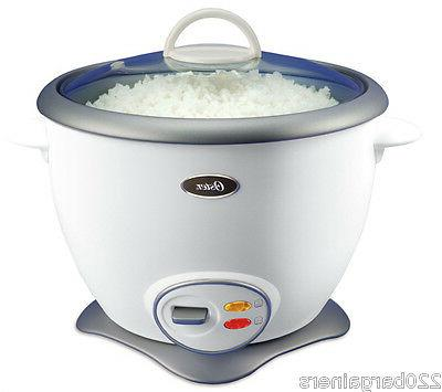 Oster 4729 220 Volt 10 Cup Rice Cooker for Europe Asia Afric