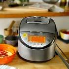 Tiger 5.5-cup Induction Rice Cooker and Warmer Made in Japan
