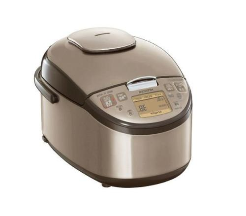 Made in Japan HITACHI IH Rice Cooker Warmer RZ-KG10Y 220-23