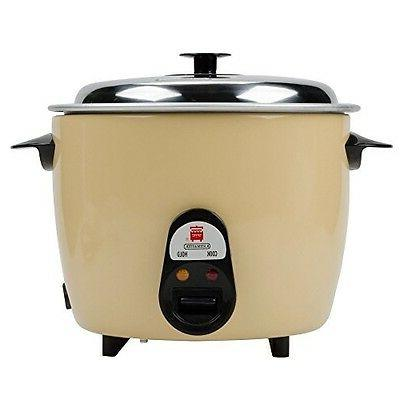 Town 56816 Residential 10 Cup Electric Rice Cooker - 120V -
