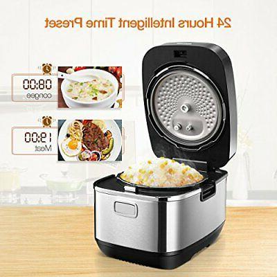 Housmile 5Qt Pressure Rice Cooker Heating