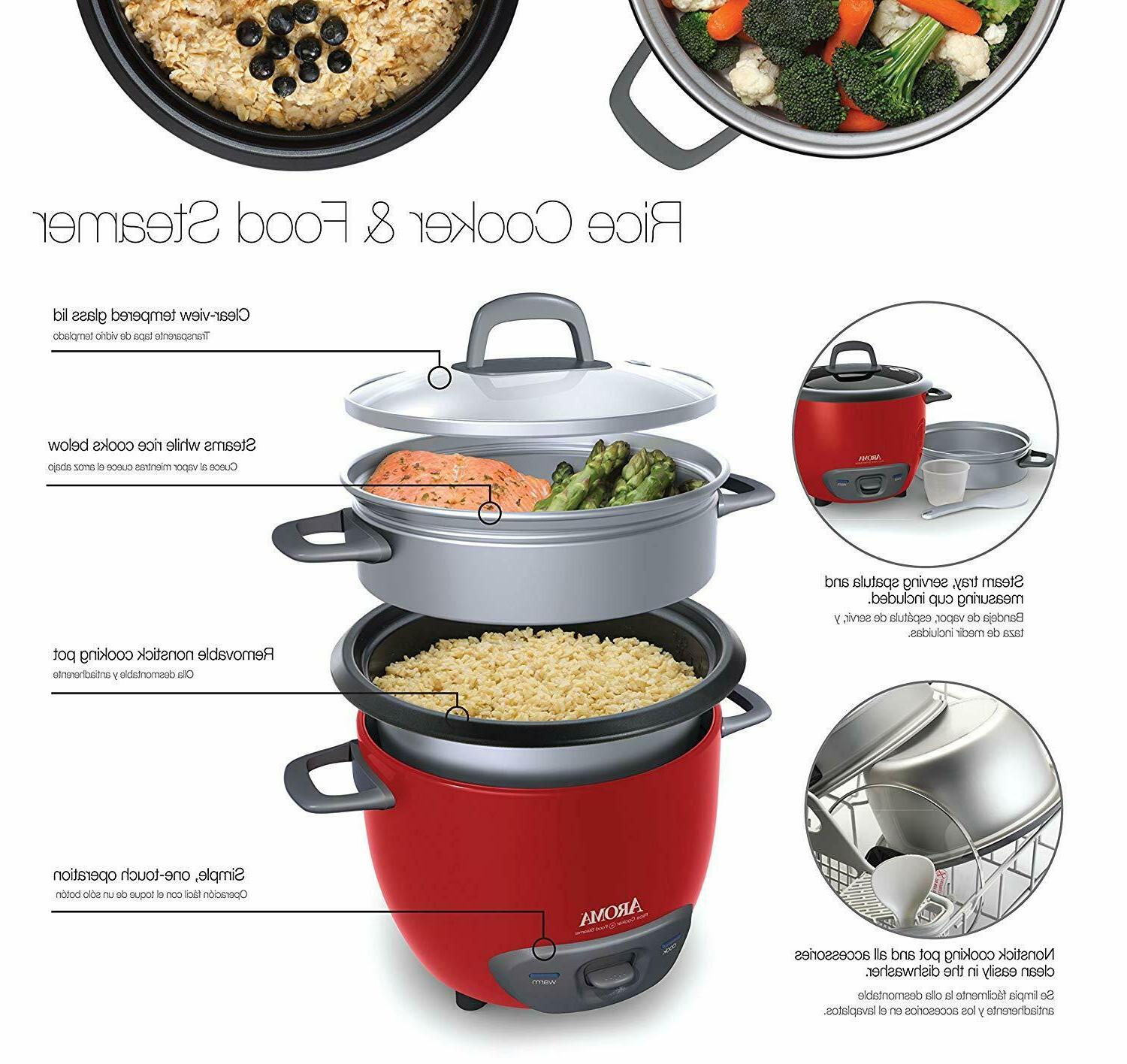 6-Cup Cooker Steamer