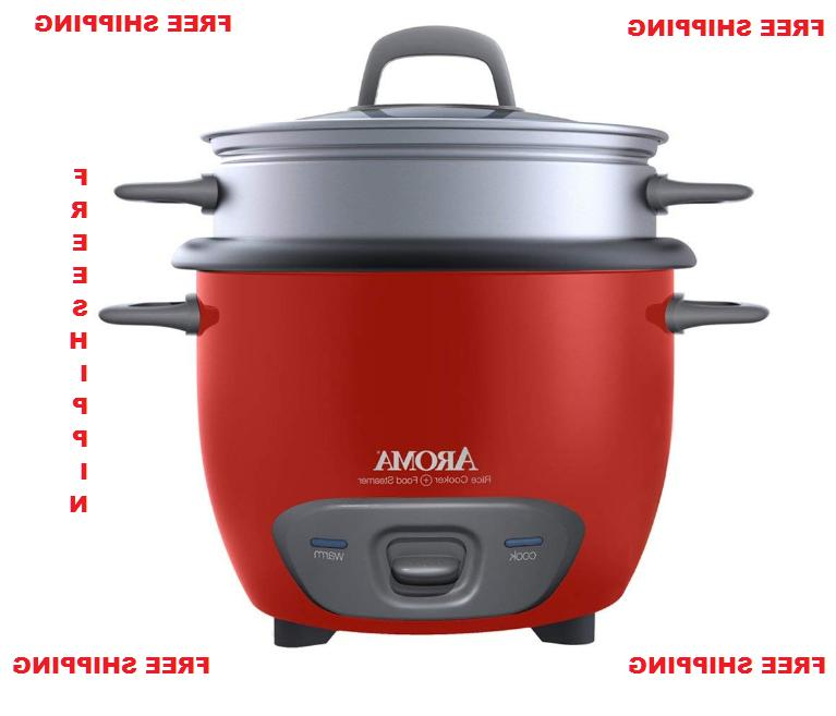 6-Cup Pot Style Rice Cooker and Food Steamer Meal Versatilit