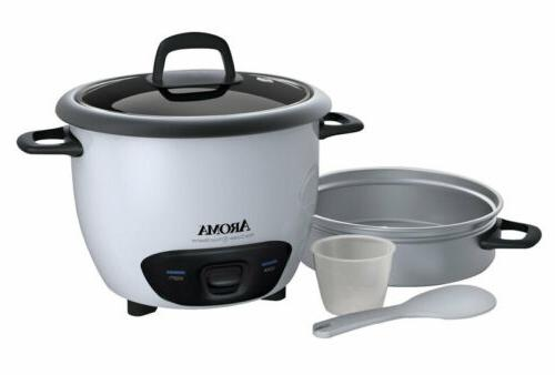 6 cup rice cooker white