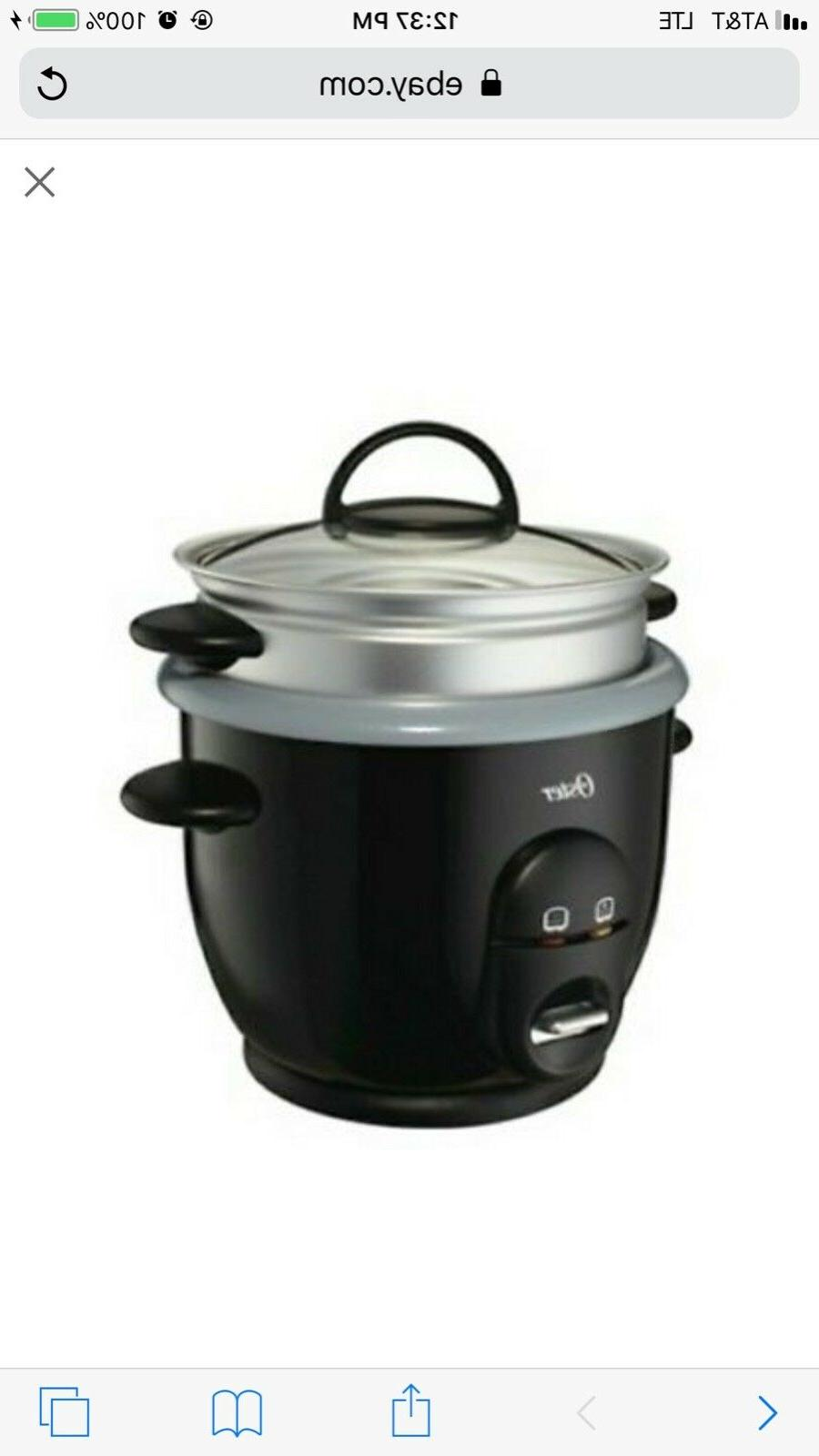 Oster 6 Cups Rice Cooker CKSTRC61k