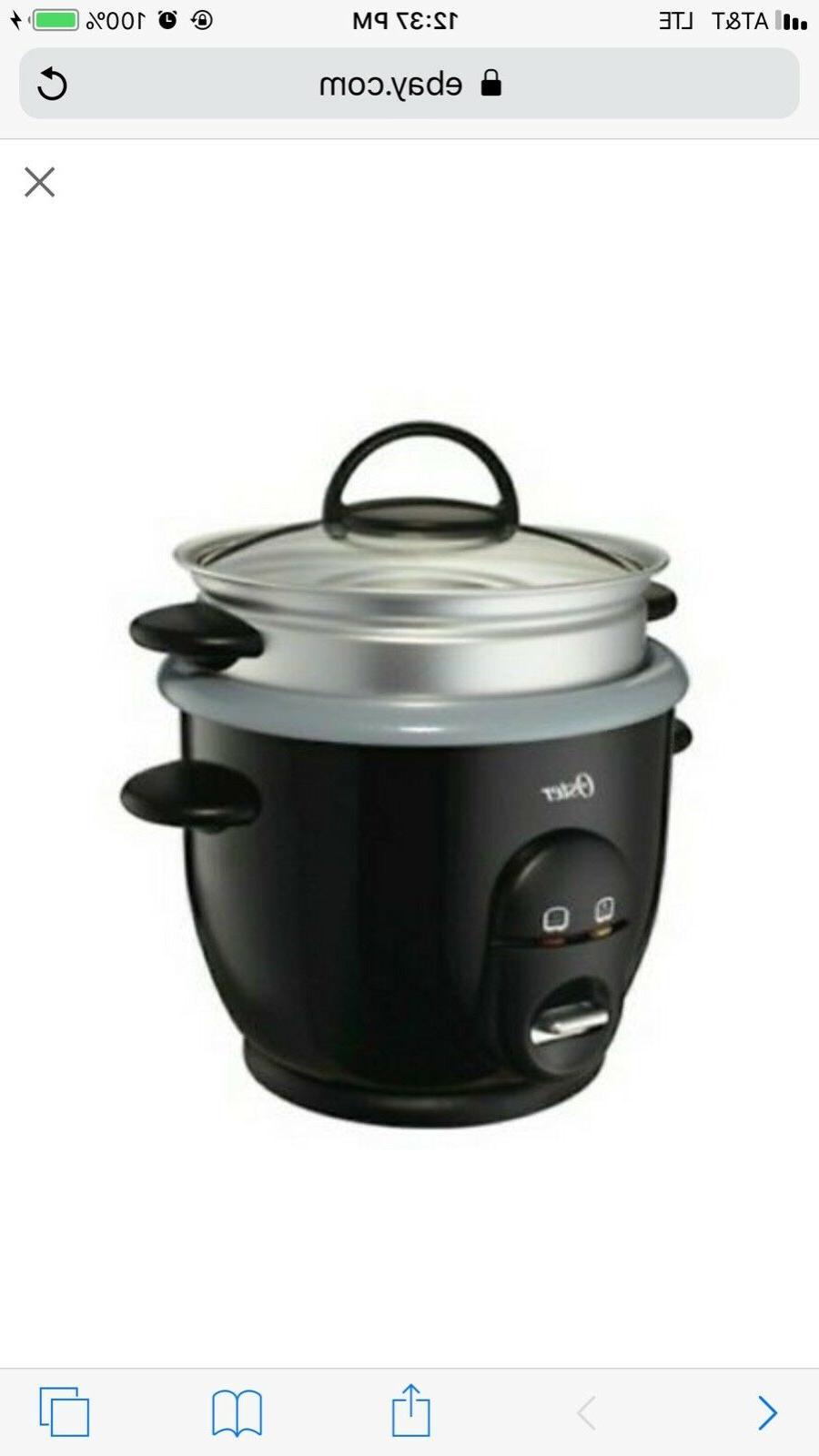 Oster 6 Cups Rice Cooker CKSTRC61k