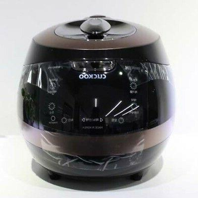 CUCKOO 6 Cups Smart IH Pressure Rice Cooker CRP-BHS0610FB Ko