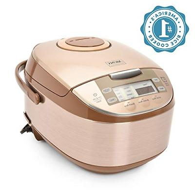 6 cups uncooked rice cooker