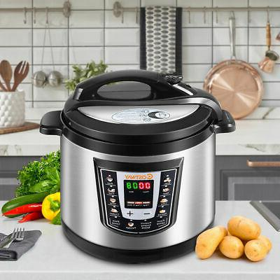 9-in-1 Qt Programmable Electric Cooker