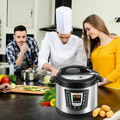 9-in-1 6 Programmable Electric Rice Cooker