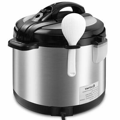 9-in-1 Electric Pressure Cooker Rice