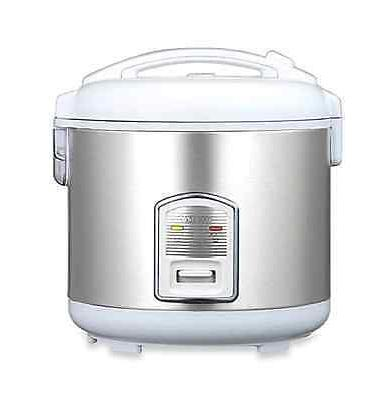 Oyama 7 Cup Electric Home Rice Cooker Food Steamer Stainless