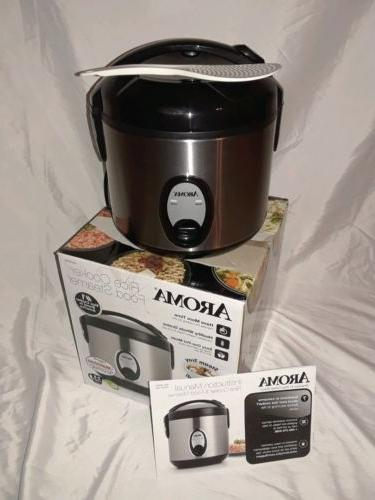 8 cup rice cooker food steamer stainless