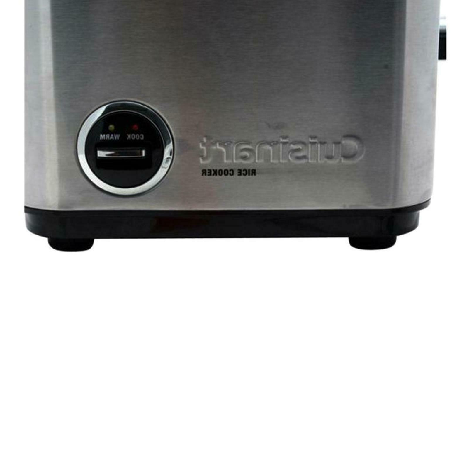 8-Cup Cooker With Cord Storage And Automatic