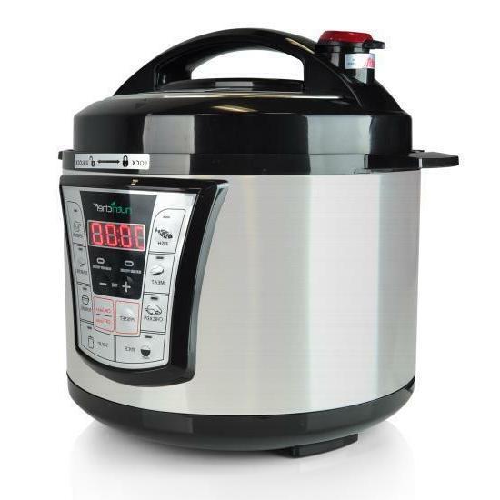 8 1 Programmable Steamer, Rice Cooker