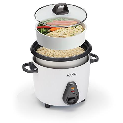 Aroma Housewares 14-Cup Rice Cooker & Steamer