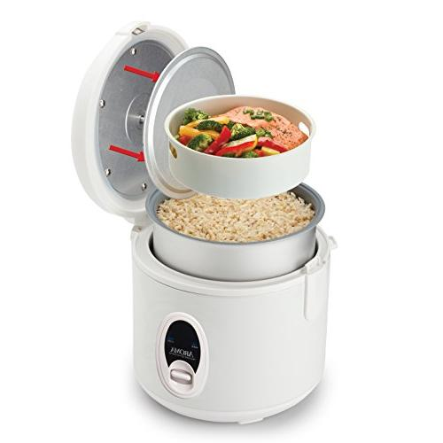 Aroma 8-Cup Touch Food Steamer