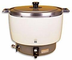 Paloma 55 Cup Commercial Gas Rice Cooker,