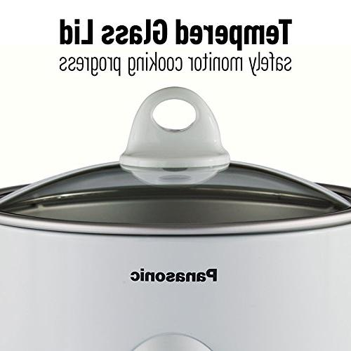 Duty Automatic Cooker with Steaming Basket, 5 cooked