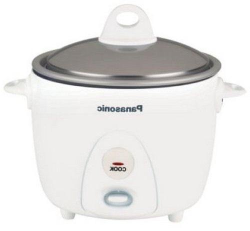 Panasonic SR-G06 3 Cup Electric Rice Cooker - 220 volt For O