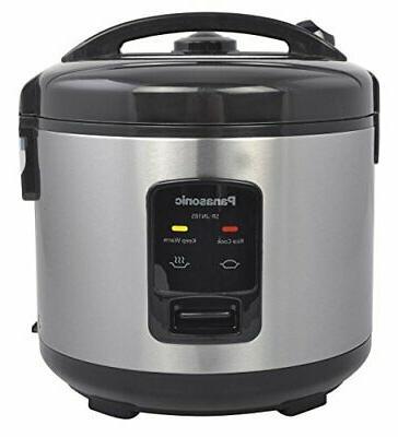 Panasonic SR-JN185 10-Cup  Electric Rice Cooker & Multi-Food